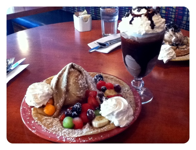 cafe demetre - unforbidden fruits