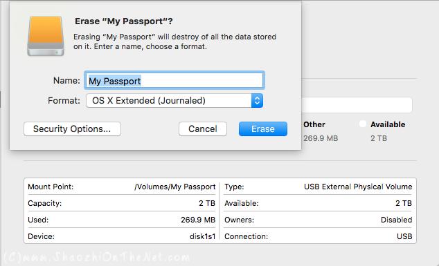 Review: Western Digital My Passport 2TB Portable External Hard Drive